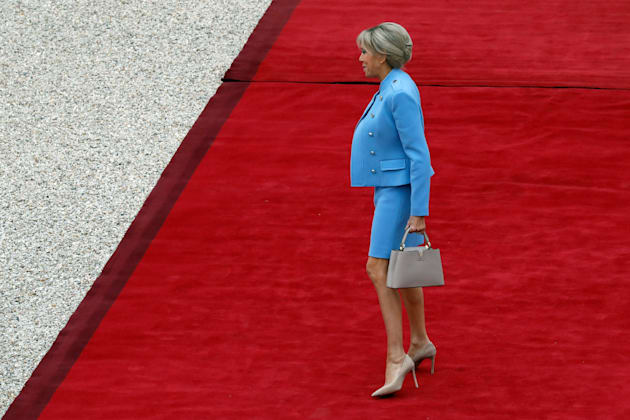 La figlia di Brigitte Macron: