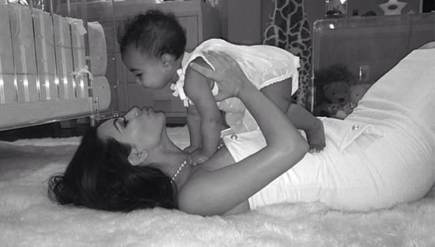 Inside the lavish world of 1-year-old North West