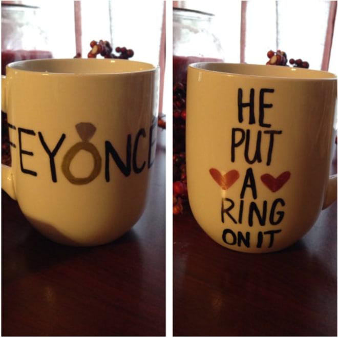 Feyonce mugs Etsy