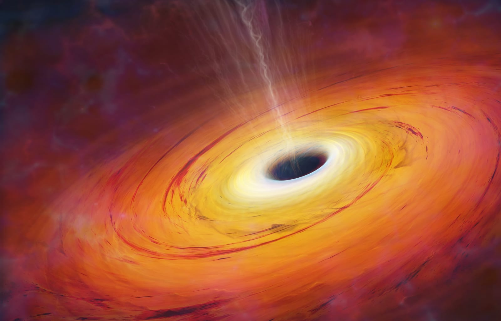 Event Horizon Telescope will soon take the first black hole photo