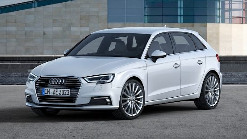 Audi says 13% of A3 sales are E-Tron plug-in hybrids