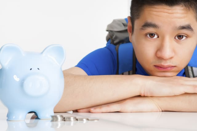 11- to 16-year-olds more worried about money than parents realise