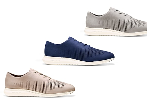 Cole Haan launches latest (and greatest) oxford