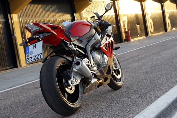 BMW moto S1000RR