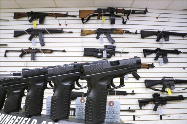 Illinois Governor Guns