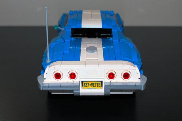 Lego Chevy Corvette