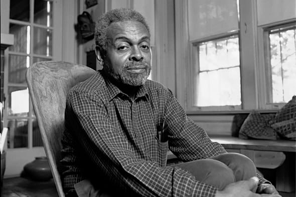Portrait Of Amiri Baraka