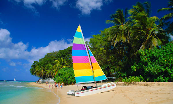 St. James Beach, Barbados, Caribbean, West Indies