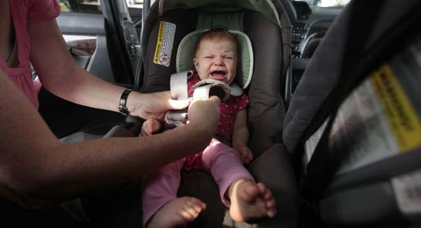 Combi USA recalls more than 33,000 child seats
