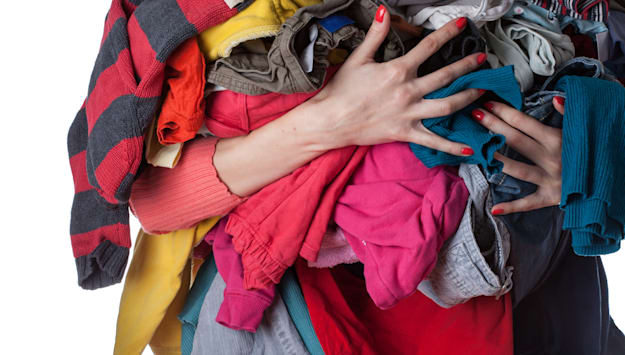 Laundry mistakes you're making right now
