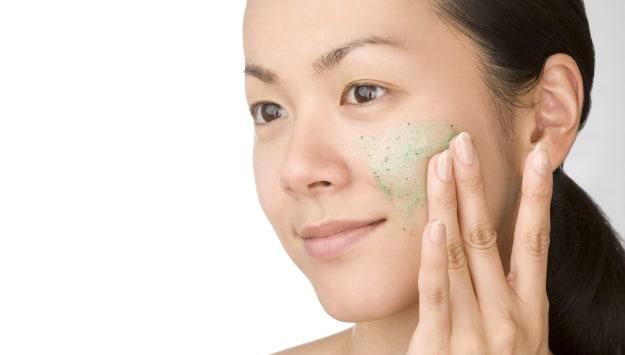 Scrub away winter with this DIY facial