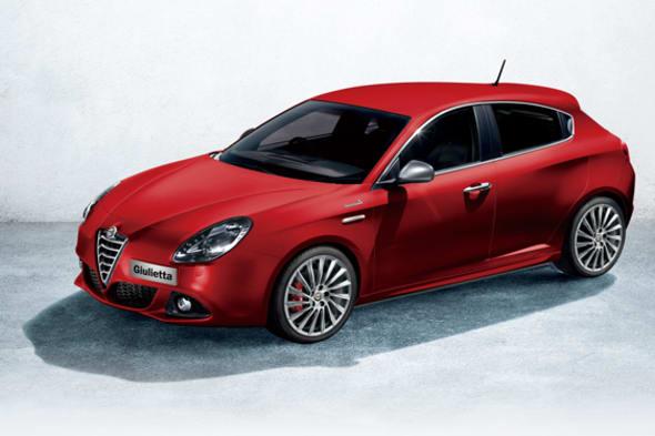Alfa Romeo Giulietta Sportiva Free Drive Edition
