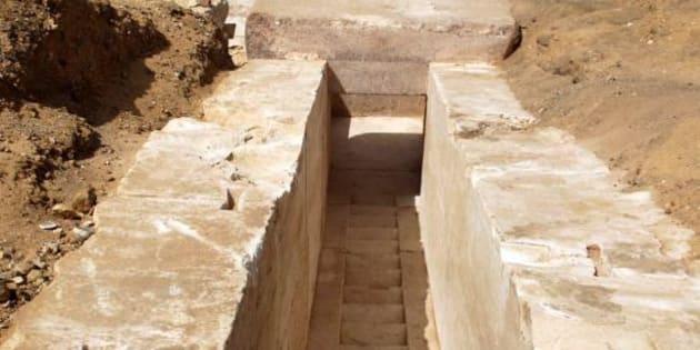 Archeologia. Egitto, scoperta piramide di 3.700 anni fa