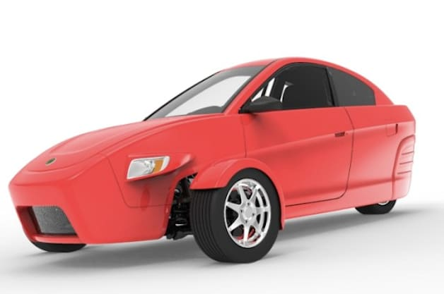 Elio Showing 84 Mpg 3 Wheeled Trike At Ces On Sale In