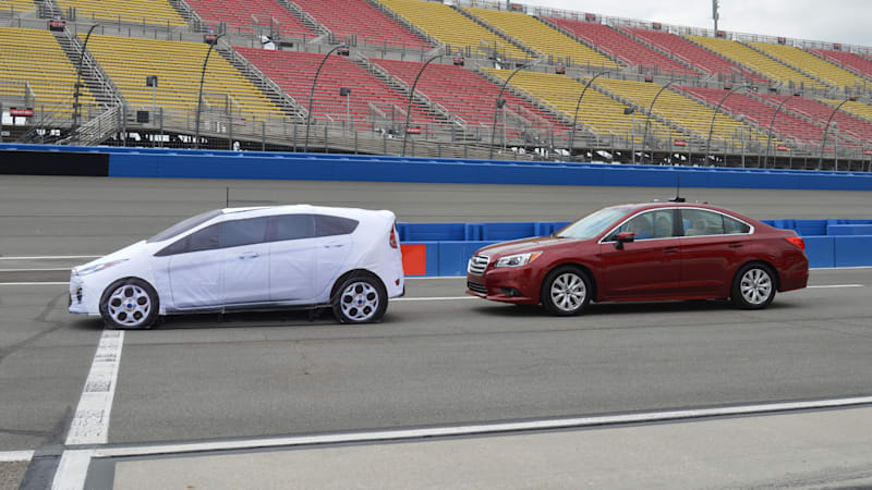 AAA shows that not all auto-braking systems are created equal