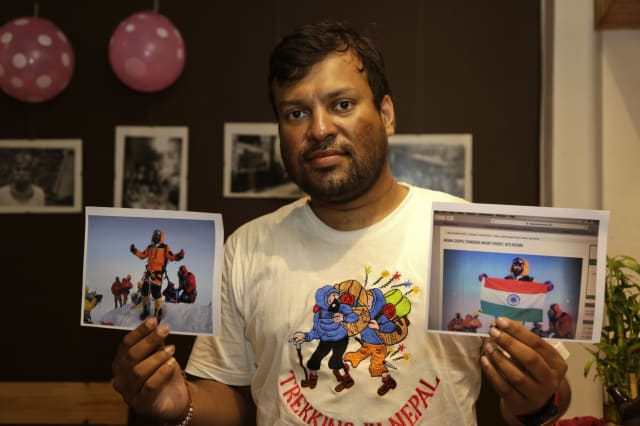 Indian couple fakes Everest climb, Nepal imposes 10-year ban