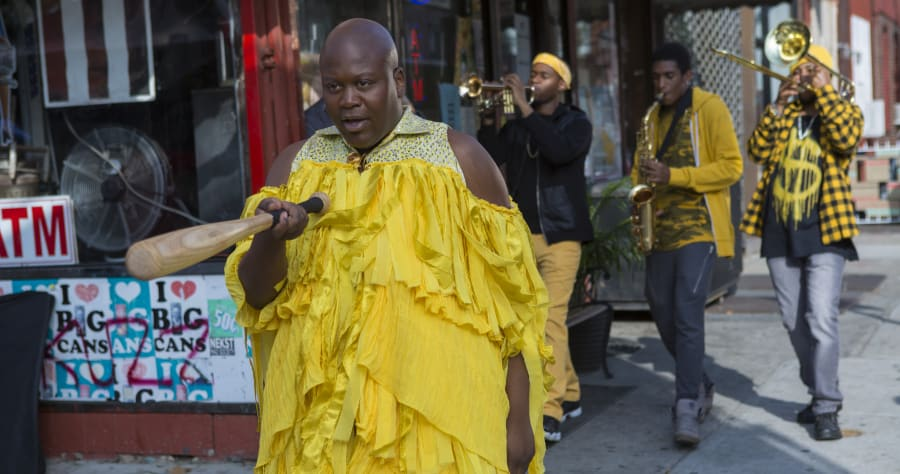 Tituss Burgess in UNBREAKABLE KIMMY SCHMIDT Season 3