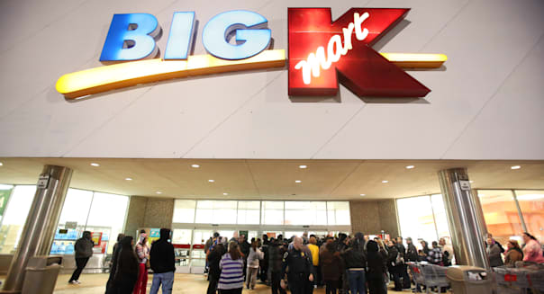 Major Retailers Begin Black Friday Sales Thanksgiving