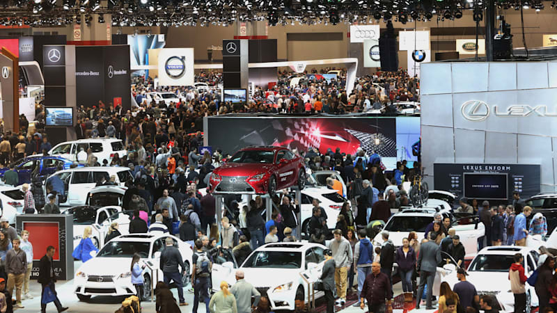 Click here to watch the 2016 Chicago Auto Show live stream