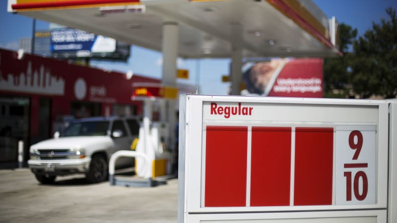 Lower US gas prices mean fewer jobs, study says