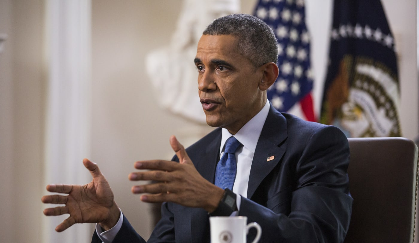 Obama proposes $10 per barrel oil tax to fund clean transporation