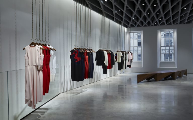 Victoria Beckham flagship in London