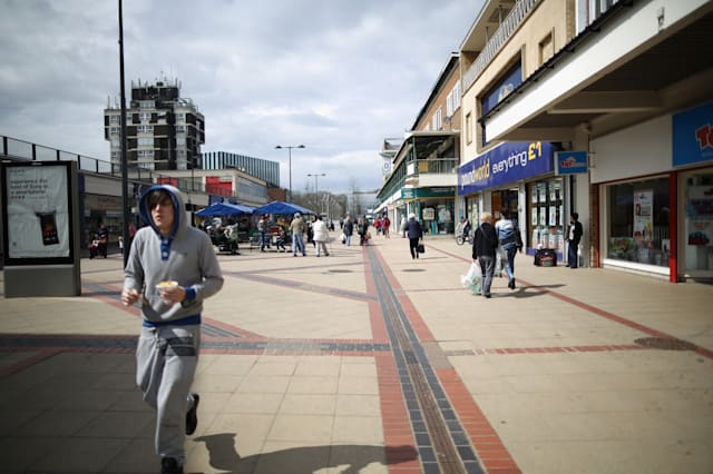 The Town With Britain's Highest Youth Unemployment Rate.