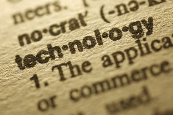 Dictionary Series - Technology