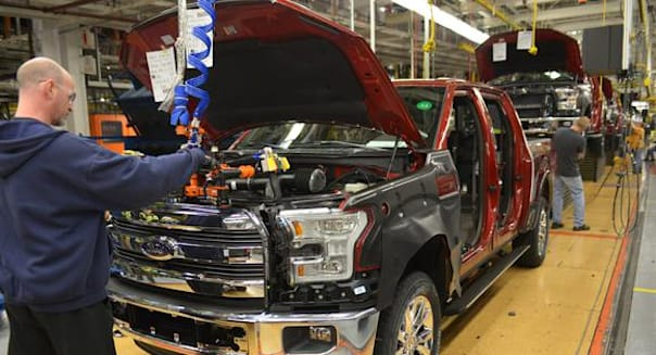 Ford Profits Could Fall as It Invests for Future Gains