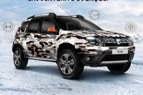 Dacia, Dacia Duster, Facelift, Dacia Duster Sonder, Dacia Duster Brave, Dacia Duster Editionsmodell, Dacia Duster Sondermodell, Dacia Brave, Duster Brave