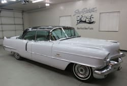 1956 Cadillac Deville Hard Top