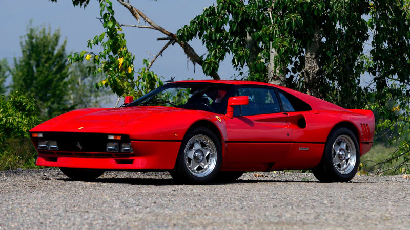 Ferrari 288 Gto To Be Auctioned By Mecum In Monterey