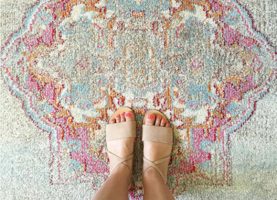 These nude sandals will become your new favorites