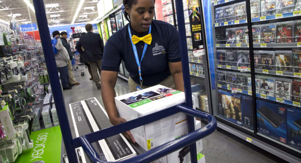 Walmart to accept video game trade-ins in stores