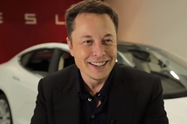Video: Elon Musk goes deep, says 'Nobody should be CEO forever'