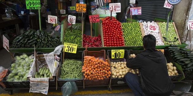Inflación se ubicó en 5.29% en primera quincena de marzo: Inegi