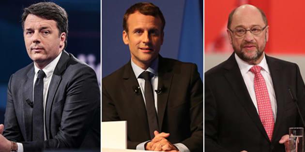 Le città con Macron, la Francia pronfonda con Le Pen