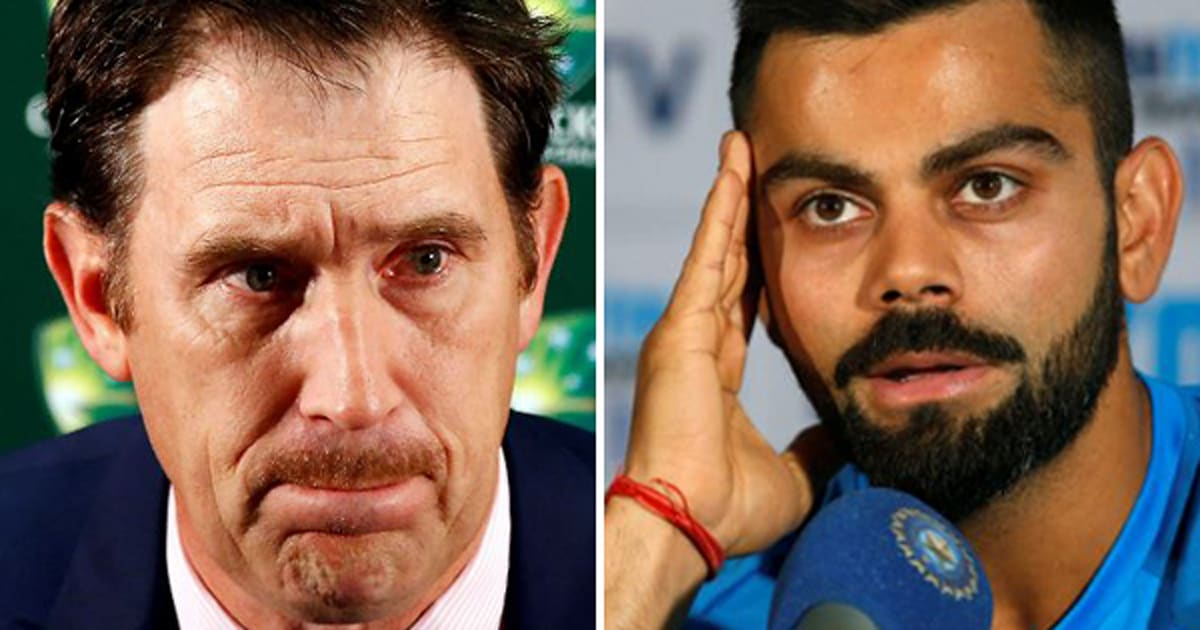 Cricket Australia Boss Slams Virat Kohli Over Steve Smith Cheating Suggestion