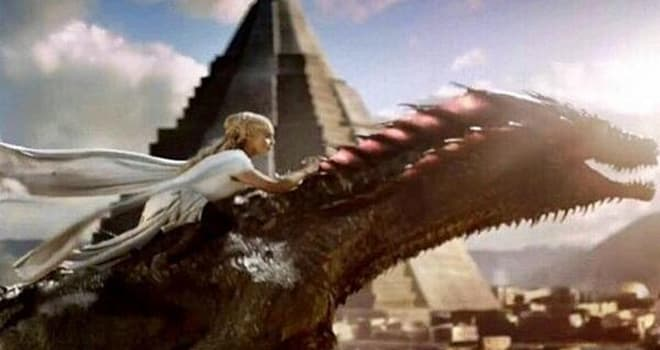 'Game Of Thrones' Recap: 'The Dance Of Dragons' Sets Fire