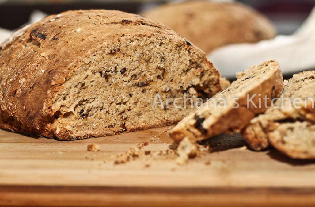 Irish Soda Bread with Orange Rind and Oats - AOL.com