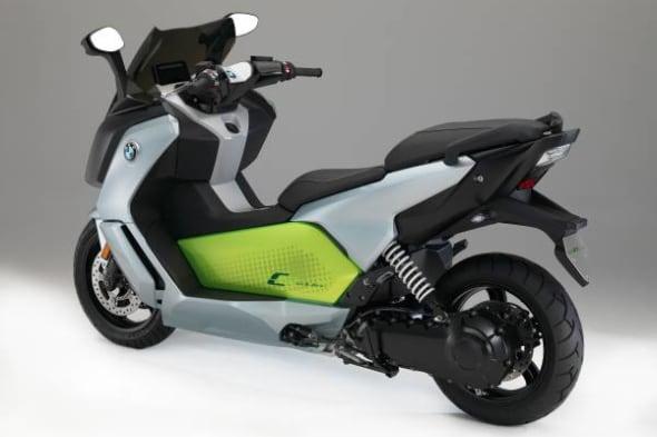 BMW Motorrad C evolution