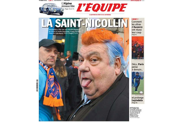 Football. Loulou Nicollin hospitalisé après un malaise cardiaque