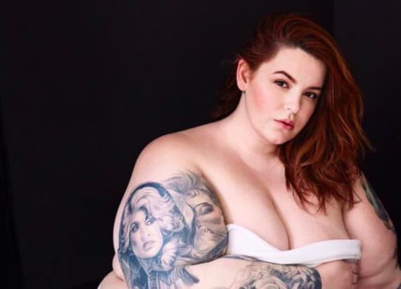 Facebook bans 'undesirable' pic of plus-sized model