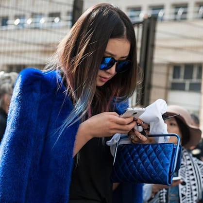 The most-Googled fashion questions of 2014