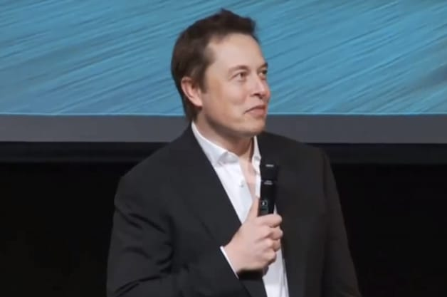 elon musk shareholder meeting 2014