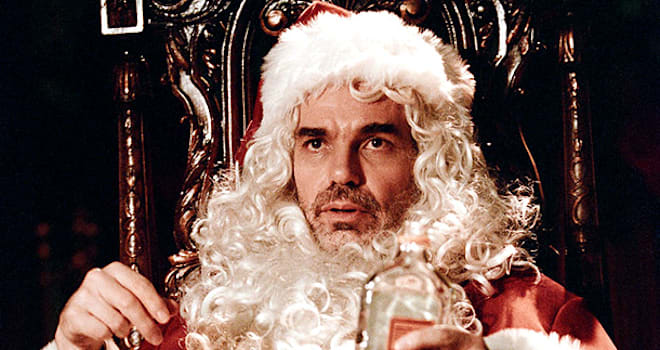bad santa, billy bob thornton, bad santa 2