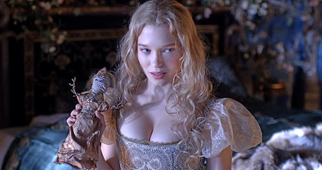 Dark 'Beauty and the Beast' Trailer Shows Lea Seydoux's Sexy, Strong Belle