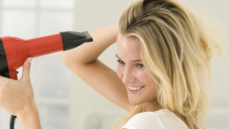 How to save by getting the perfect blowout at home