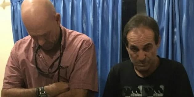 Briton and Australian arrested in Bali over drug possesssion