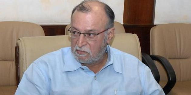 Anil Baijal takes Oath as Delhi's Lt Governor